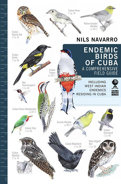 Endemic Birds Of Cuba